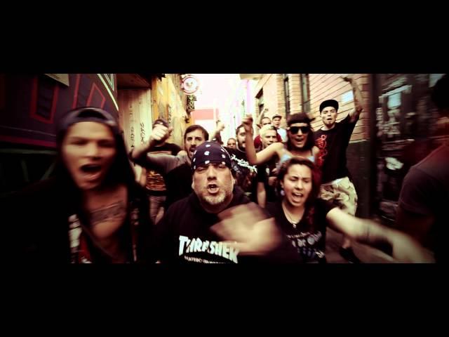 """Videoclip oficial de la canción """"Imparables"""" de Escuela de Odio."""