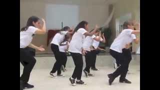 Ministério de Dança Menorah - Jesus me conquistou