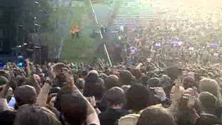 System of a Down - Deer Dance EPIC! singing crowd! 2011 (live) Berlin