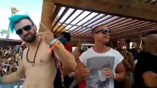 Joseph Capriati @ Sonus festival 2016, Papaya club, Zrce beach, Croatia - all day set