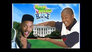 Fresh Prince In The House - [Mashup]