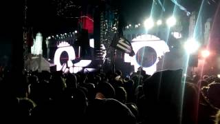 Bassnectar Live at Middlelands 2017 Castle Northwoods Day 2