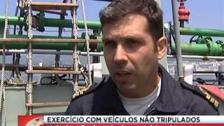 REP13 - exercício da FEUP e Marinha Portuguesa
