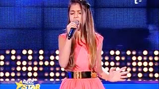 "Vanessa Marzavan - Christina Aguilera - ""Oh, mother"" - Next Star"