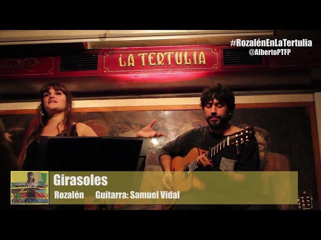 Vídeo de un concierto en La Tertulia de Granada.