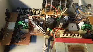 Boston Audio PA-999ii Hàn Quốc Xịn ( Mở xem nội thất )