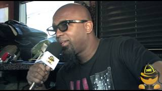 Tech N9ne On Yeezus & Rap God