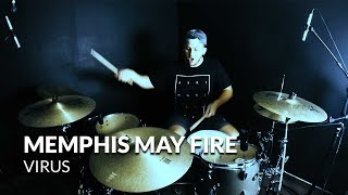 Memphis May Fire - Virus - Drum Cover