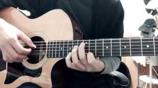 (DJ Okawari) Flower Dance Guitar ver. Hansol Mun