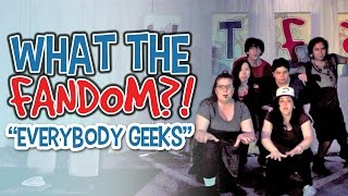 """Everybody Geeks"" Neon Trees Parody 