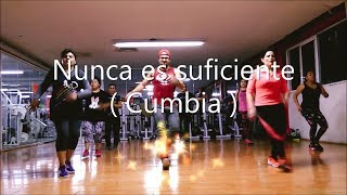 Los Ángeles Azules - Nunca Es Suficiente ft. Natalia Lafourcade   ZUMBA   Viktor Martinez