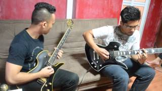 Black Veil Brides - Fallen Angels (Dual Guitar Cover) (HD)