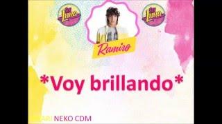 Soy Luna - Cuando Bailo -  Ramiro LETRA