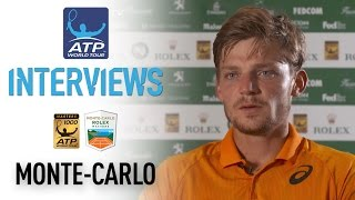 Goffin Reflects On Breakthrough Win Over Djokovic At Monte Carlo 2017