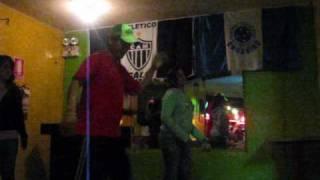 fissura , bailando en el alo brasil