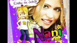 PLAYBACK Elaine de Jesus-Ginastica de Deus I Cd: Nani For Kids