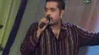 Shankar Mahadevan Performin Must Qalandar from Hey Baby Live