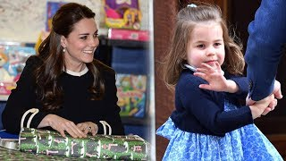 The SWEET way Princess Charlotte's nursery is celebrating her third birthday