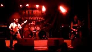 Kick Head - Nuclear Assault - Titans Of Metal 2012
