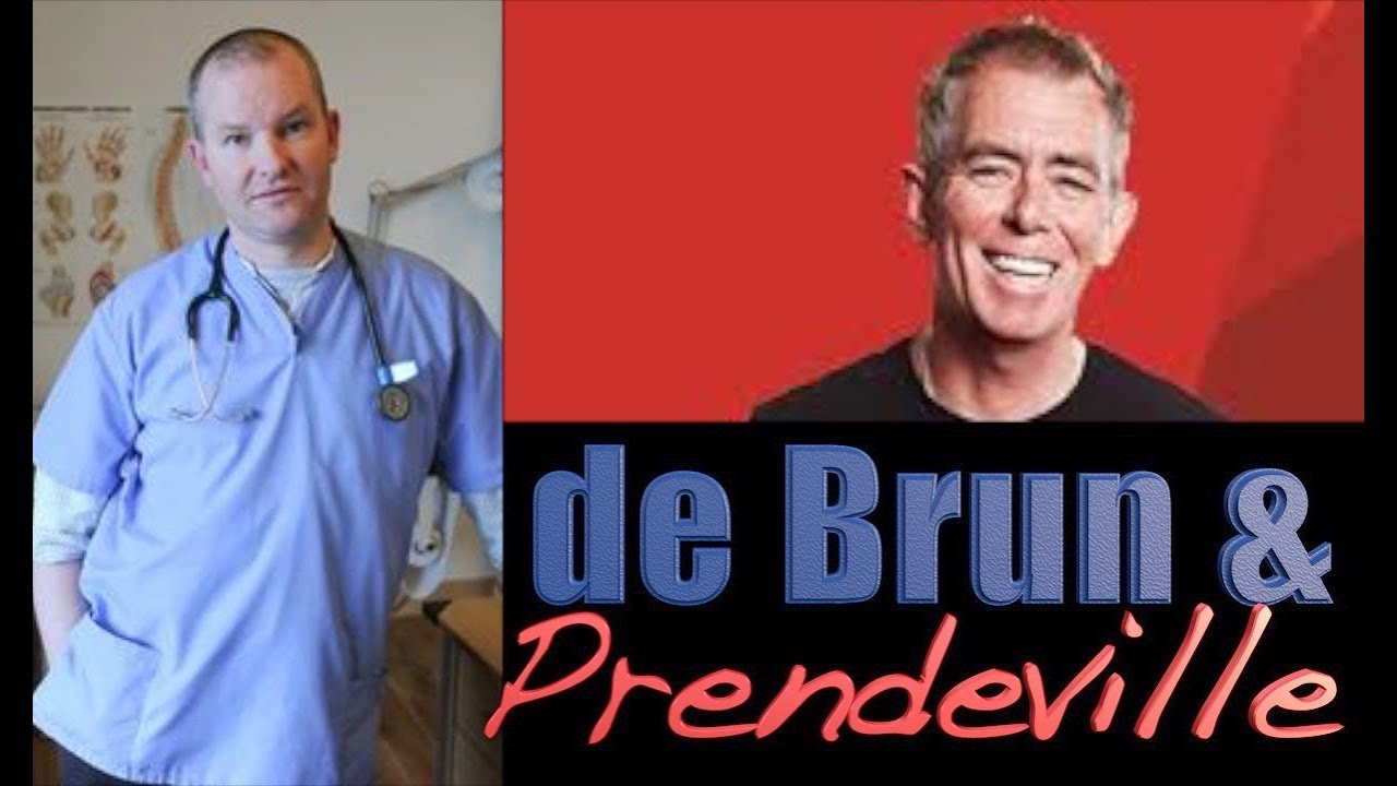 Neil Prendeville - Marcus de Brun Interview (Red FM Cork)