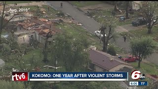 Kokomo: One year after violent tornadoes