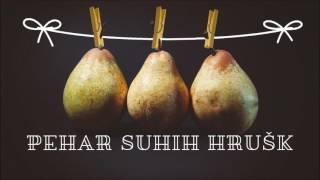 Pehar suhih hrušk - Črtice v štiklce