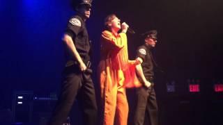 Alive - Trevor Moran live in NYC 2/28/16 AliveGold Tour