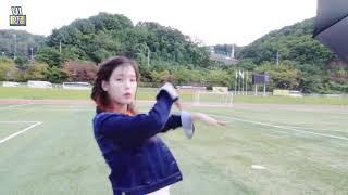 [Mirrored MV Dance] IU(아이유) _ BBIBBI(삐삐) Chorus + Slow