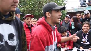 LOSPREÑAHERMANA vs LA REAL CLIKA , 8vos Kuarta Maestría Triplice l 2017
