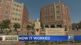 Marin County Couple Caught Up In College Admissions Scheme