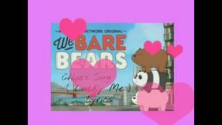 We Bare Bears Chloe's Song-Lucky Me Lyrics