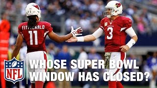 Whose Super Bowl Window is Closing? | NFL | Around the NFL