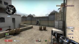 360 FOR FAZE - CS GO Gameplay