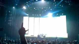 Disturbed-Down with the Sickness Intro Live HD