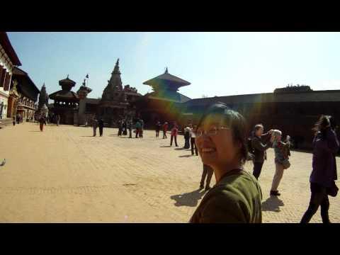 Back in Bhaktapur Nepal 2012