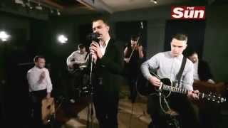 """Hurts: Blind (Live Biz Session for """"The Sun"""" 2013) 1-3 HD"""