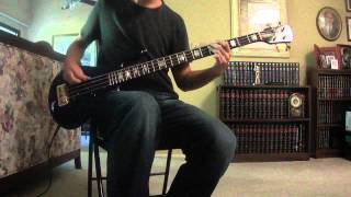 Soundgarden - Let Me Drown Bass Cover