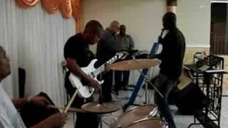 Groove na igreja