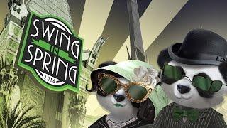 Swing In Spring 2016 || Funky Panda x Swing Whale