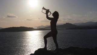 Wiebke Pahrmann - trumpet & flugelhorn chill-out Ibiza