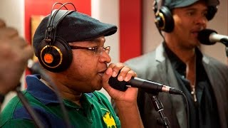 Take 6 'Come On' | Live Studio Session