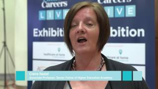 Nursing Times Careers Live London May 5th – The exhibitor experience