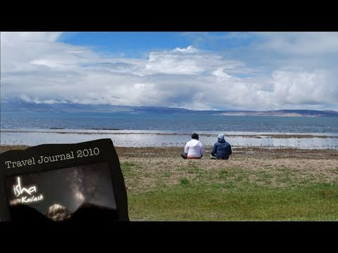 Manasarovar – Episode 7 of Isha Kailash Travel Journal 2010
