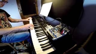 CZADOMAN  Ruda tańczy jak szalona cover piano