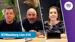 Logitech en Microsoft in ICTWaarborg Live aflevering #10