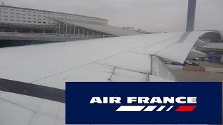 [HD] Décollage 777 300 Air France CDG La Havane ✈️