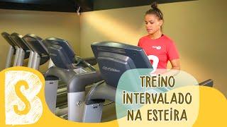 COMO EMAGRECER COM TREINO INTERVALADO NA ESTEIRA