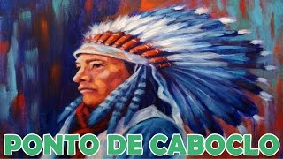 Ponto de Caboclo (Pena Branca) - Pena Branca de Oxalá