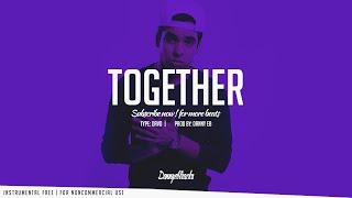 """Together"" - Inspiring Davo X Piano X Drums Beat (Prod: Danny E.B)"
