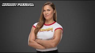 "►""Rowdy"" Ronda Rousey l Entrance Video l ""Bad Reputation"" ◄ ʜᴅ"
